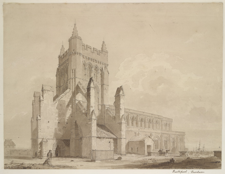 St Hilda's Church, Hartlepool